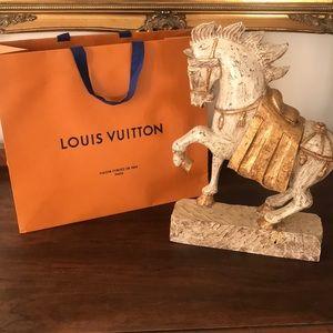 2 Authentic Louis Vuitton retail bags